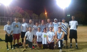 Discdiadon - Ultimate Frisbee Champs Fall 2013