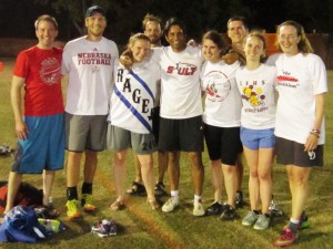 Everyone - Ultimate Spring 2014 2nd Place