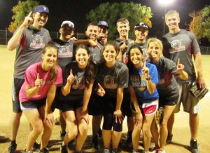 The Underdogs - Spring 2014 Student Champions